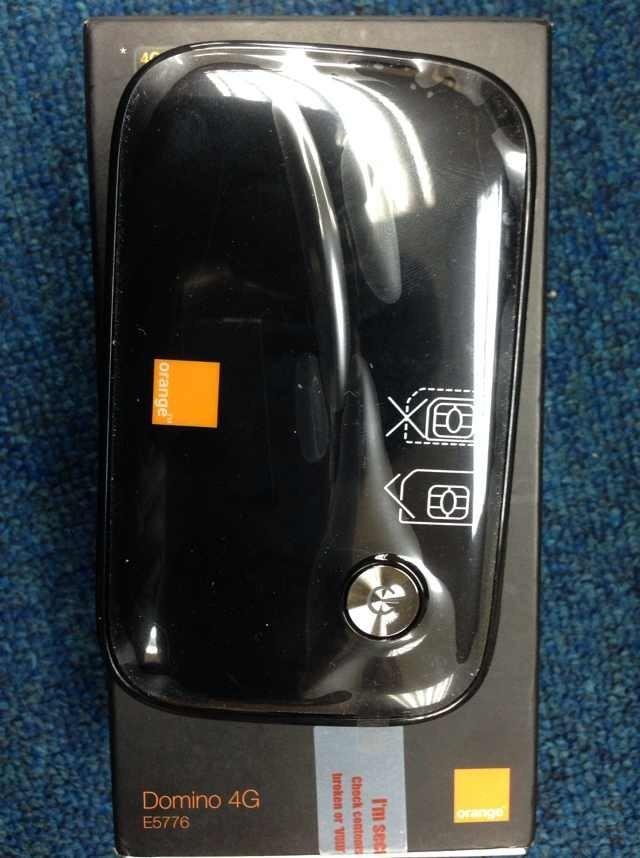 Nouveau routeur de poche WIFI E5776 d'origine Huawei 4G LTE avec batterie 3000 mah livraison gratuite