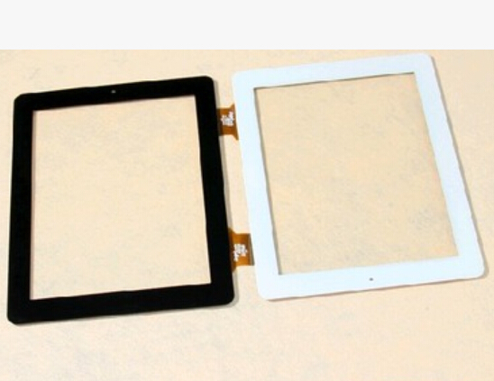 New White Touch screen digitizer glass touch panel replacement Sensor For 9.7 inch Explay sQuad 9.72 3G tablet Free Shipping new 7 inch for explay n1 touch screen fm700405kd panel digitizer glass sensor replacement parts tablet pc free shipping