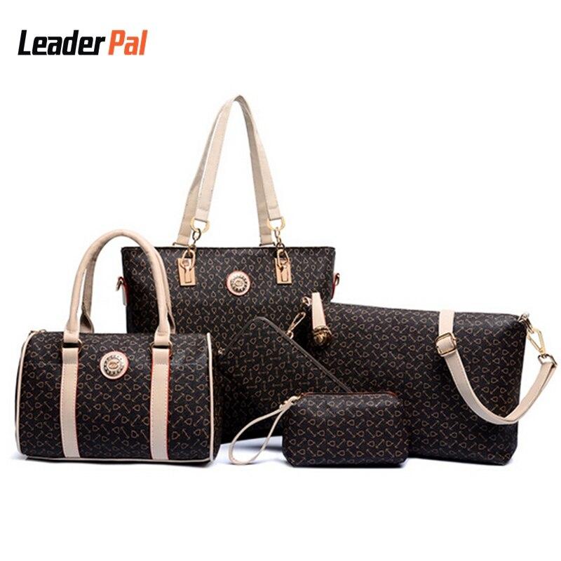 Fashion Style Bone Pattern Women Leather font b Handbags b font Womens Medium Big Tote Bags
