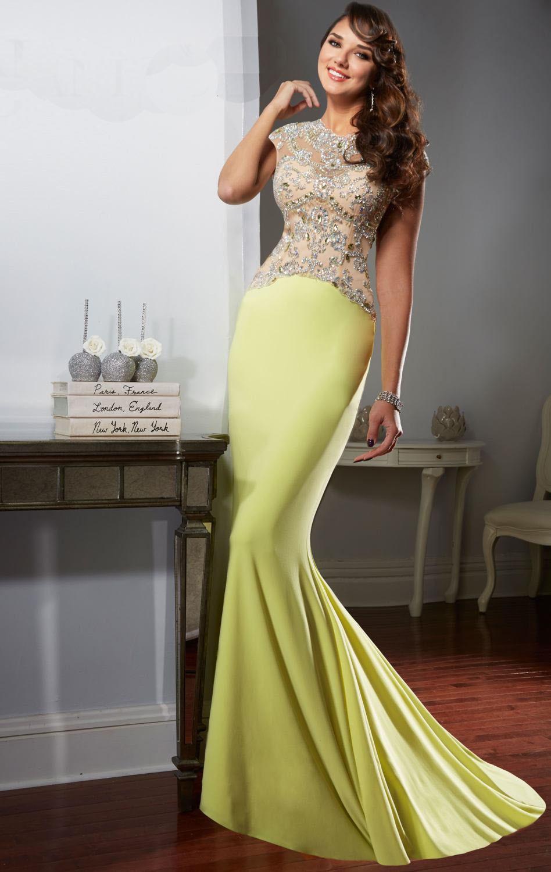 Evening dress designers london