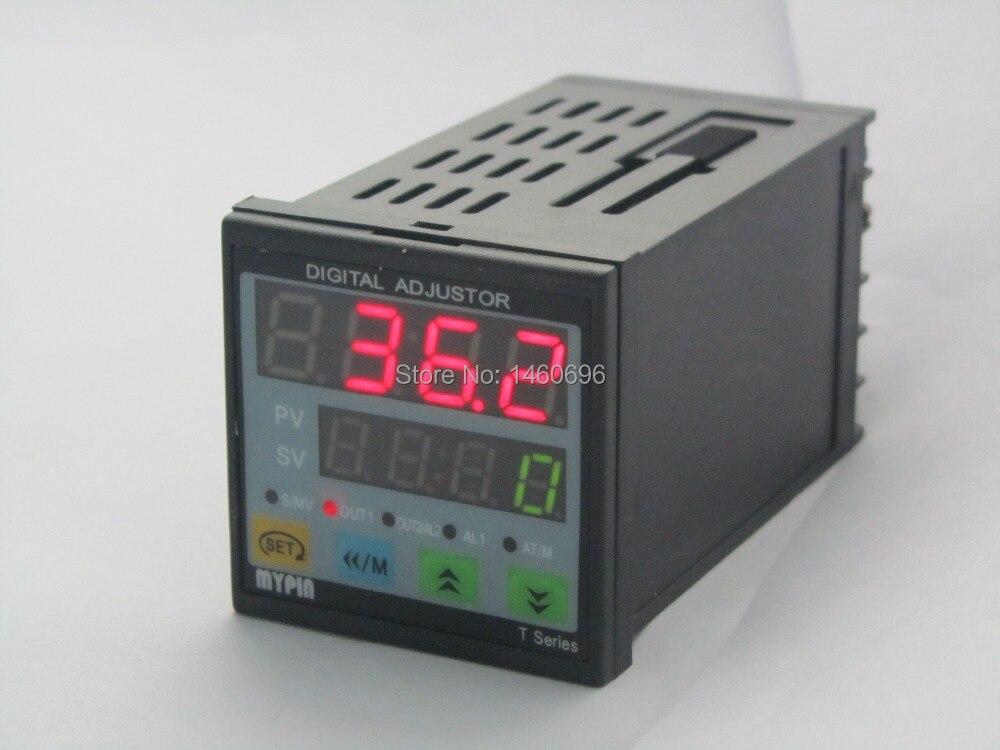 Digit F//C Manual// Auto-tuning PID Temperature Controller TD4-SSR 2 Alarms output