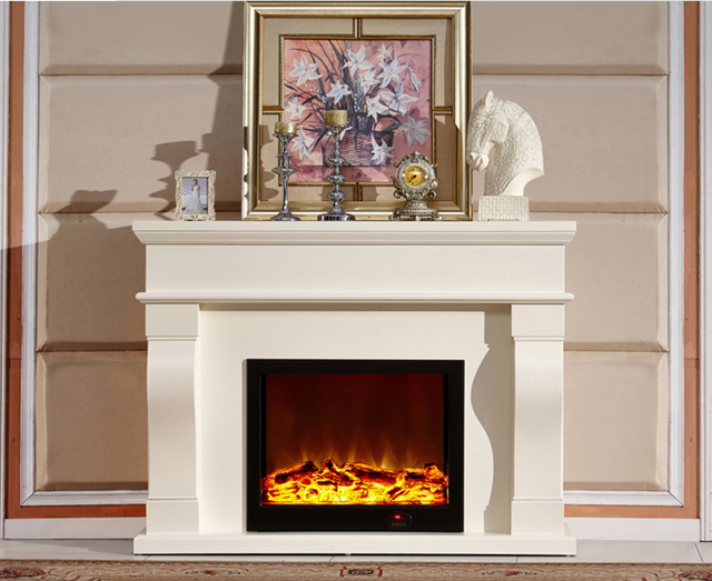 free shipping by sea 8067 french fireplaces mantel in electric rh aliexpress com french fireplace mantels for sale french fireplace mantels and surrounds