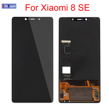5.88 Multi Touch Screen for Xiaomi 8 SE Mi8 LCD Display Digitizer Assembly Replacement For Original