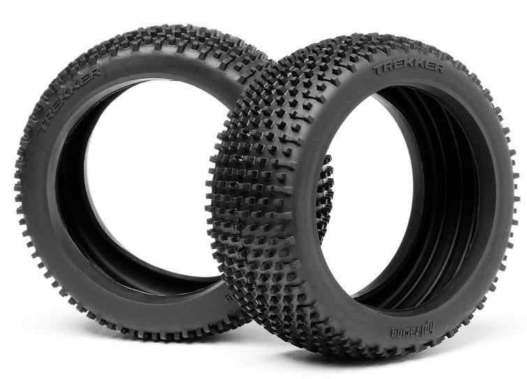 HPI Trekker 1:8 1/8 inserciones de espuma de neumáticos Med S trofeo Buggy Vorza 101439