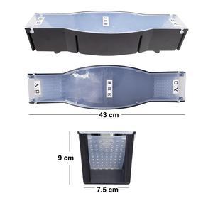 Image 2 - Piège pour souris, grand appareil automatique, à Double porte, piège à rats, humain, à Double porte, non tué, piège pour moustiques et rongeurs, lutte antiparasitaire