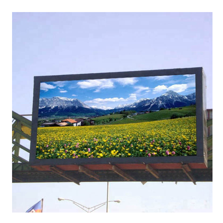 High Quality Super Bright Waterproof Outdoor P8 SMD LED Display 512X512mm Die Casting Aluminum Cabinet Rental LED Screen