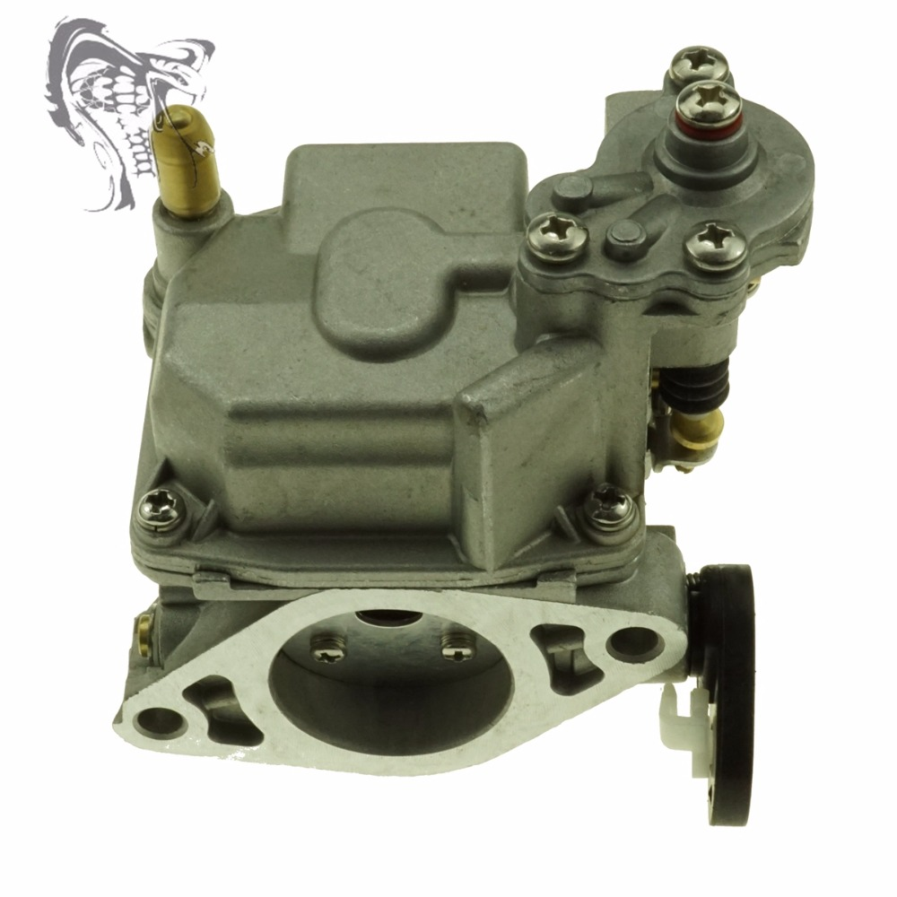 New Carburetor Assy for Yamaha 4-stroke 15hp F15 Outboard Motors 66M-14301-11 66m 14301 11 66m 14301 00 carburetor assy for yamaha 4 stroke 15hp f15 outboard motors