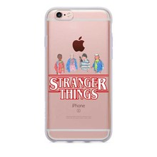 Stranger Things Christmas Lights Hard Cover Cases for iPhone