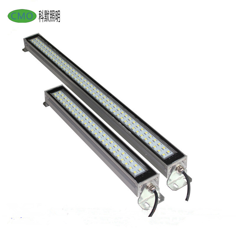 Us 54 4 15 Off High 20w 110v 220v Led Machine Work Light Metal Explosion Proof Cnc Lamp Drilling Table In