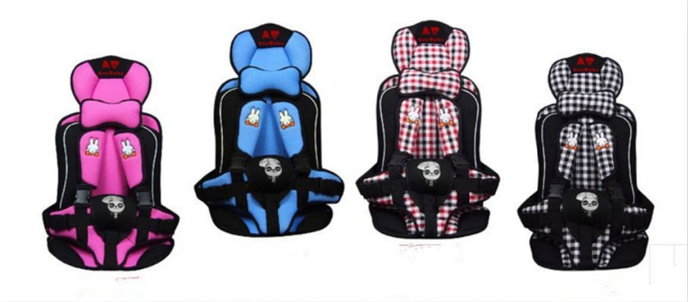 ФОТО Moonet Baby Car Seat For X1 Focus Rabbit Portable Baby Kids Infant Belt Car Safety Seat Cover