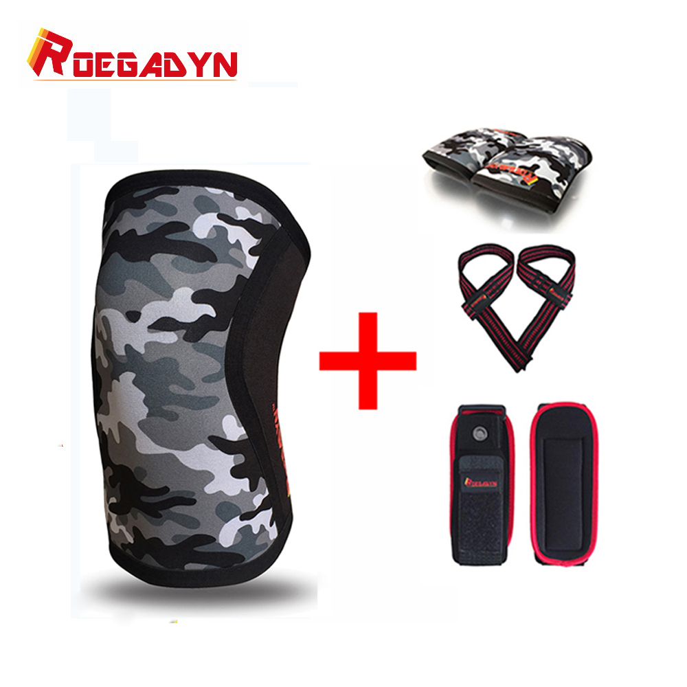 Неопреновые фиксаторы суставов для кроссфита 7 мм: налокотники, наколенники, скоба для запястья, пояс с запахом