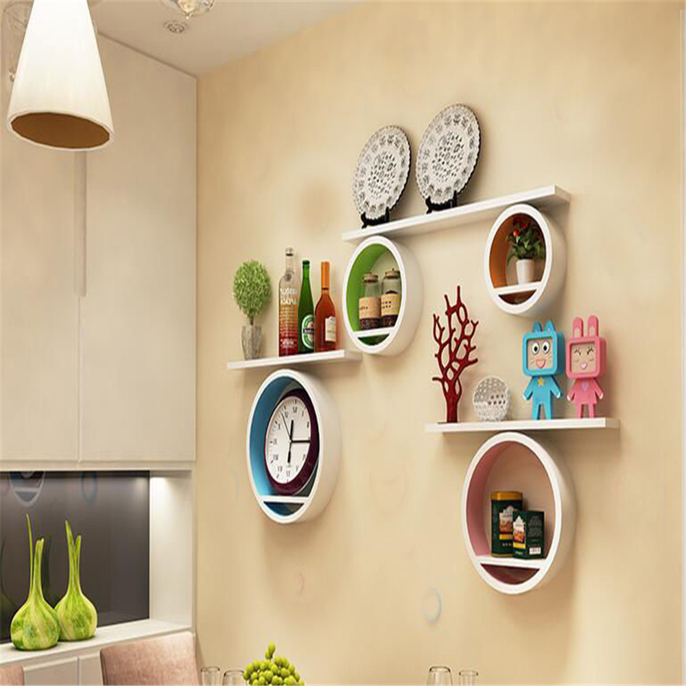 Enchanting Decorative Glass Wall Shelves Gift - The Wall Art ...