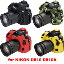 High Quality SLR Camera Bag for NIKON D810 D810A Lightweight Camera Bag Case Cover for D810-black