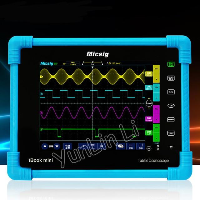 Flash Promo Digital Tablet Oscilloscope 100MHz 2CH handheld oscilloscope automotive scopemeter oscilloscope osciloscopio
