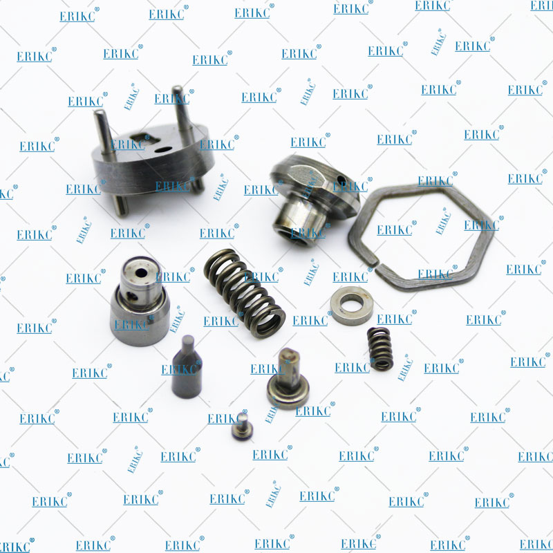 ERIKC Repair Kits For Siemens Pizeo Injection E1023600 New Diesel Fuel Common Rail Pizeo Injector Overhaul