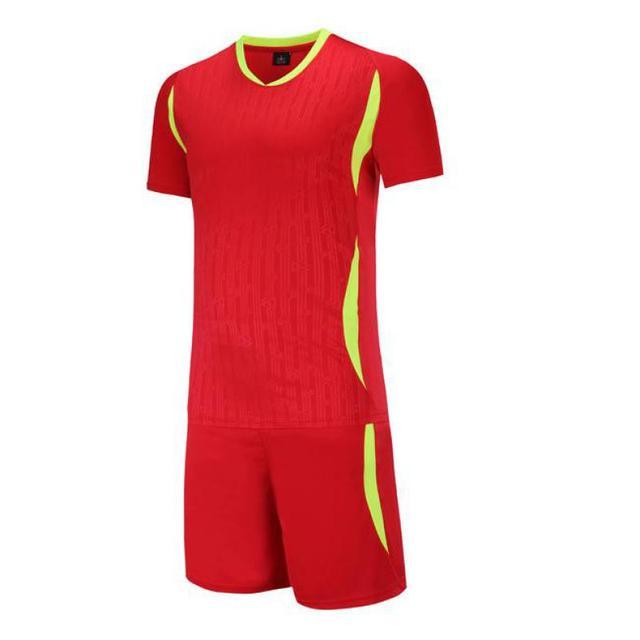 Kids Adult Personality Soccer Jersey Set Football Kit Men Child Futbol Training Uniforms Set De Foot Shorts Diy Family Team Sets
