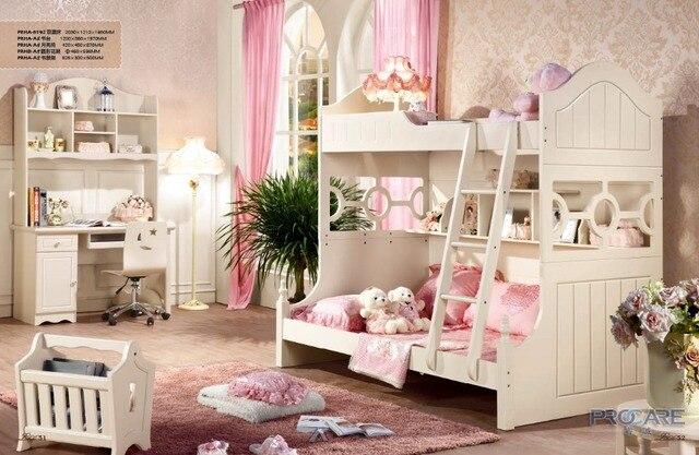 Estilo italiano cama litera de madera precio conjunto de muebles de ...