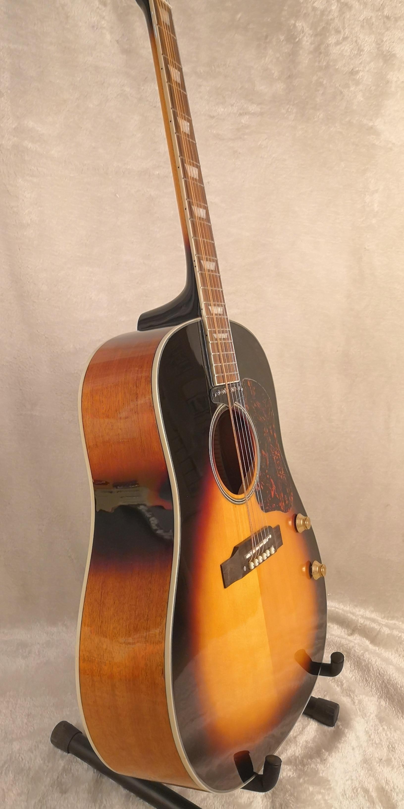 160E marque guitare acoustique personnalisée livraison gratuite
