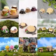 wholesale Garden plants ornaments simulation moss farm park forest tree stump Wood stool mushroom house micro & Popular Mushroom Garden Stool-Buy Cheap Mushroom Garden Stool lots ... islam-shia.org