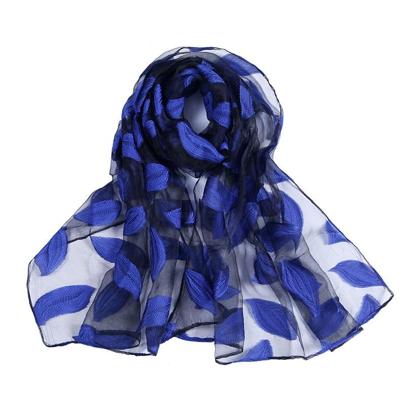 2019 new spring summer women   scarf   silk   scarves   shawls and   wraps   fashion echarpe bandana lady beach stoles hijab