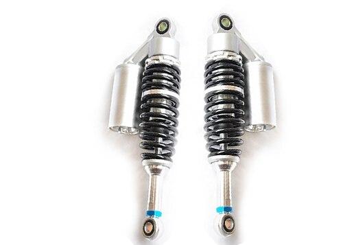 320mm 330mm Universal Shock Absorbers  for Honda/Yamaha/Suzuki/Kawasaki/Dirt bikes/ Gokart/ATV/Motorcycles and Quad. 13 340mm universal shock absorbers for honda yamaha suzuki kawasaki dirt bikes gokart atv motorcycles and quad