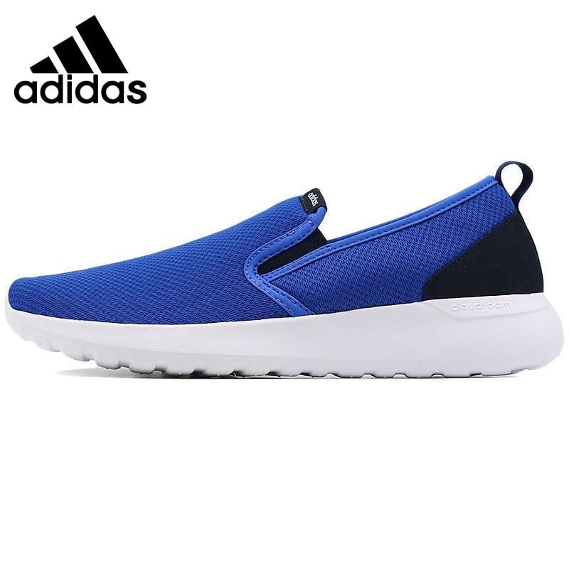 Adidas Lite Racer W, la impresi?3n floral / azul / blanco / rosa, 6 con nosotros