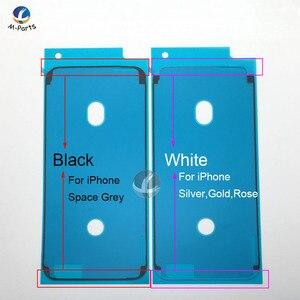 Image 2 - 100pcs Waterproof Sticker For iPhone SE2 11 Pro 6S 7 8 Plus X XS MAX XR LCD Display Frame Bezel Seal Tape Glu 3M Adhesive Repair