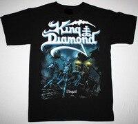 Quality T Shirts Printing T Shirt Gildan Short O Neck Christmas King Diamond Abigail Mercyful Fate