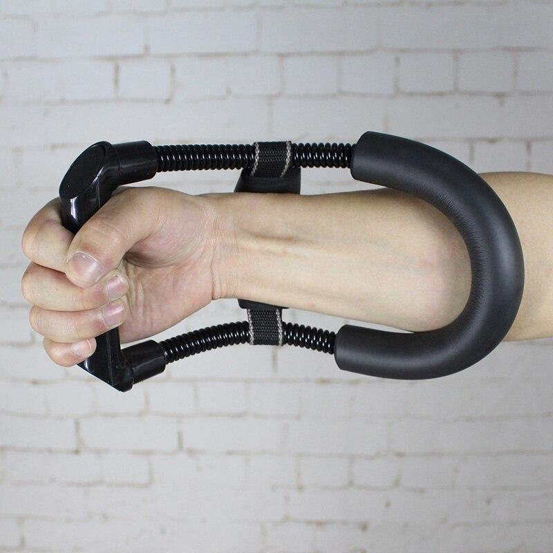 Wrist Arm Strength Exerciser Forearm Strengthener Developer for Athletes Pianists Kids  shop BB55