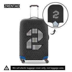 m suitcase cover
