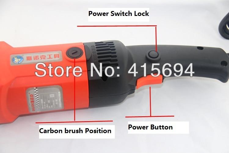 220 V-os elektromos huzalhúzó gép, húzópad, hordozható - Elektromos kéziszerszámok - Fénykép 2