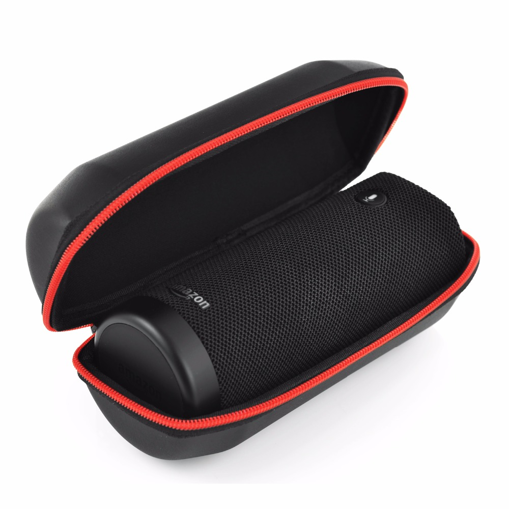 Portable  Carry Carrying Travel Protective Speaker Cover Case Pouch Speak EVA  Bag For Amazon Tap Bluetooth Speaker Accessories