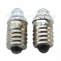 Lâmpada em miniatura 3 v 0.25a E10X22 A015 NOVO 10 pcs|bulb|bulb 3v|  -