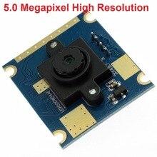 5Megapixel Industrial free driver USB2.0 OmniVision OV5640 Color CMOS smallest 5mp usb web camera module