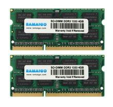 Оперативная память AIGO DDR3 2 GB 4 GB 8 GB 16 GB SODIMM DDR3 памяти ноутбука Оперативная память 1333 mhz 1600 mhz Тетрадь Оперативная память s для всех материнских плат