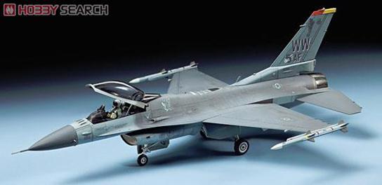 Bricolage modèle d'assemblage 2: américain F-16 Cj modèle de combat 60786