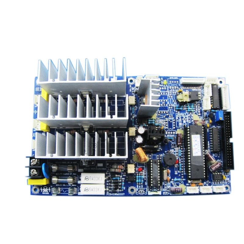 Crystaljet CJ-6000II Series Printer LCD Control Board printer control board motherboard for crystaljet cj6000 cj3000 heating panel three heater