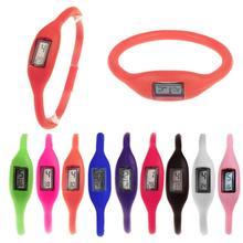 HOT Relogio Masculino Horloge Silicone Rubber Strap Anion Motion quartz watch Digital Fashion Men Watch May8
