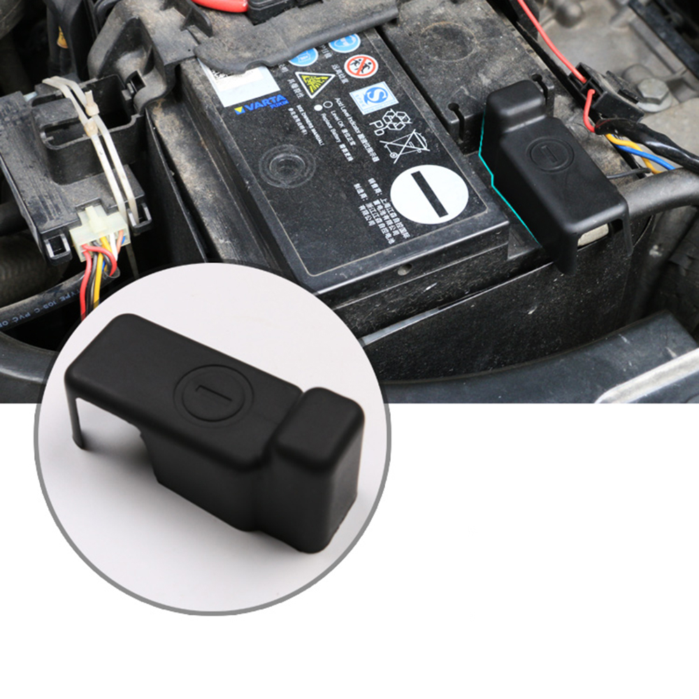 car battery negative protection waterproof cover frame clip case plastic 1pc for volkswagen. Black Bedroom Furniture Sets. Home Design Ideas