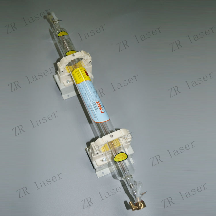 CO2 laser tube good price  Medical metal Laser Tube  50W CO2 laser tube ZuRong laser head owx8060 owy8075 onp8170