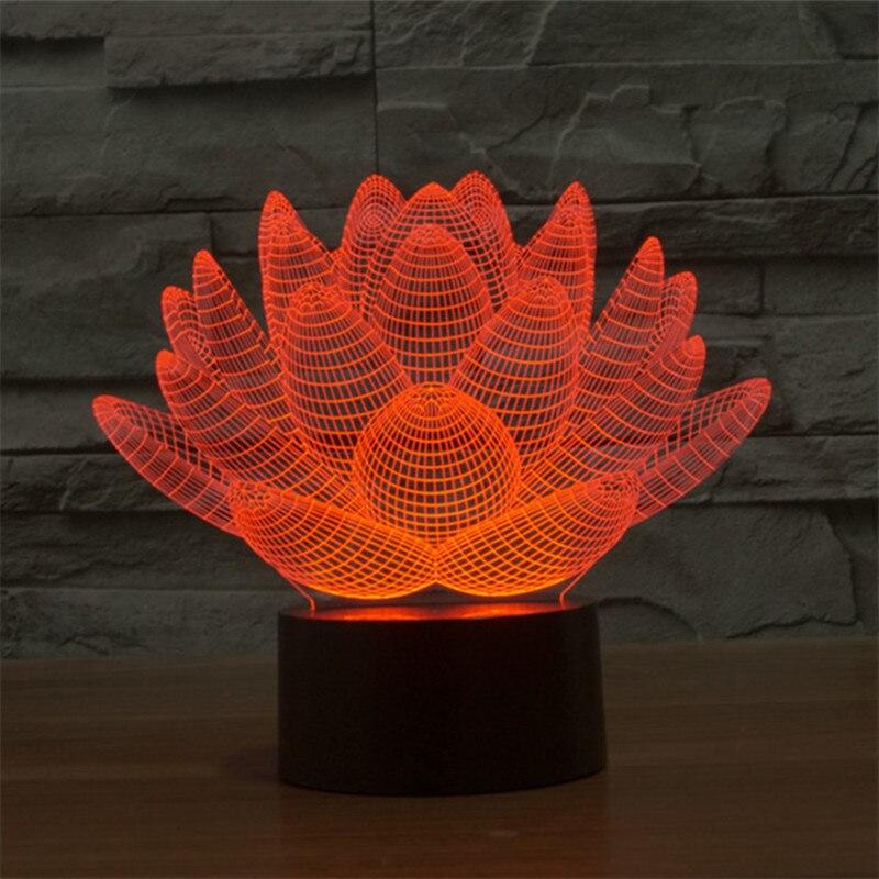 Luzes da Noite mesa como o aniversário presente Fonte de Luz : Lâmpadas Led