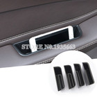 Inner Side Door Storage Box Holder 4pcs For Benz GLS Class X166 GLE W166 /Coupe C292