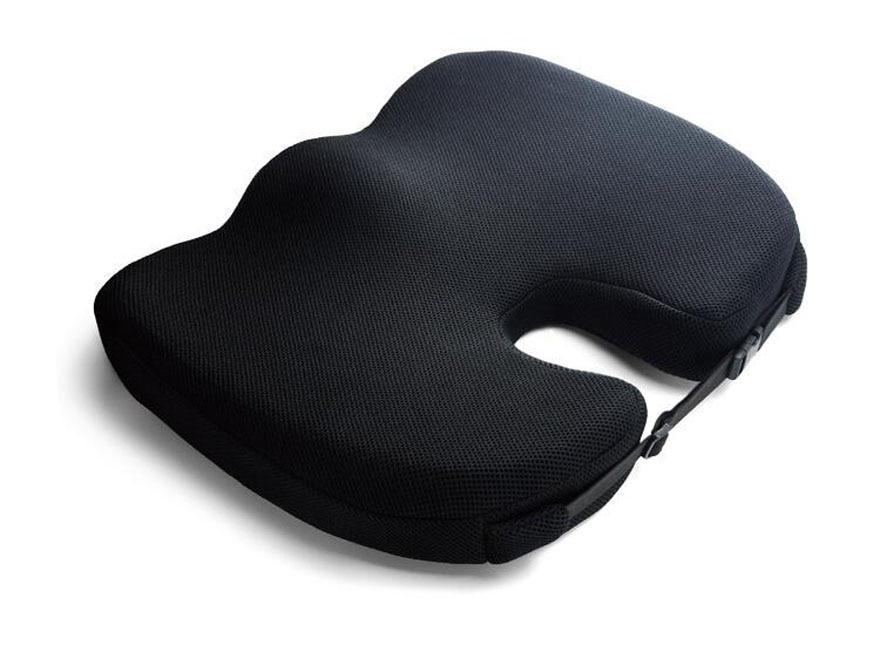 HTB1l1u2Xo6FK1Jjy1Xaq6zafpXaR High quality Memory Foam Non-slip Cushion Pad Inventories,Adjustable Car Seat Cushions,Adult Car Seat Booster Cushions