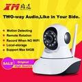 XM HD Беспроводная Ip-камера Ик-cut Ночного Видения Аудио Записи сеть ВИДЕОНАБЛЮДЕНИЯ Onvif Pan/Tilt P2P Baby Monitor Wi-Fi Home Security Cam