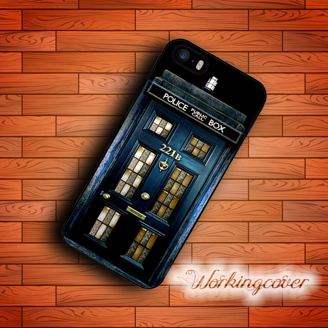 coque iphone 6 doctor who