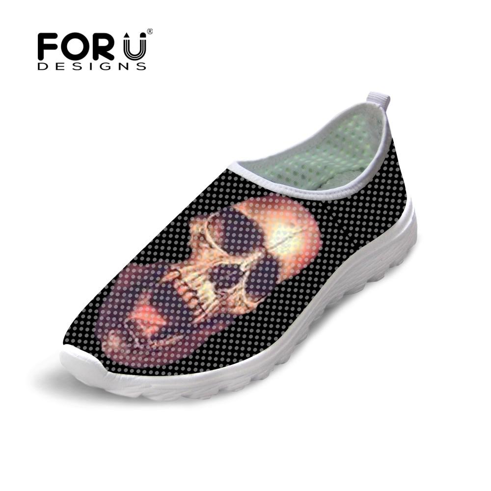 Homme Mode Conception Appartements Chaussures Garçons h5179aa Casual Léger Pour Respirant Hommes De Beige Plage Forudesigns D'été Crâne Adolescents 8xFqwOnB