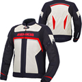 BENKIA Motorcycle Racing Jackets Body Armor Protective Moto Jacket unisex Motocross Off-Road Racing Jacket Clothes