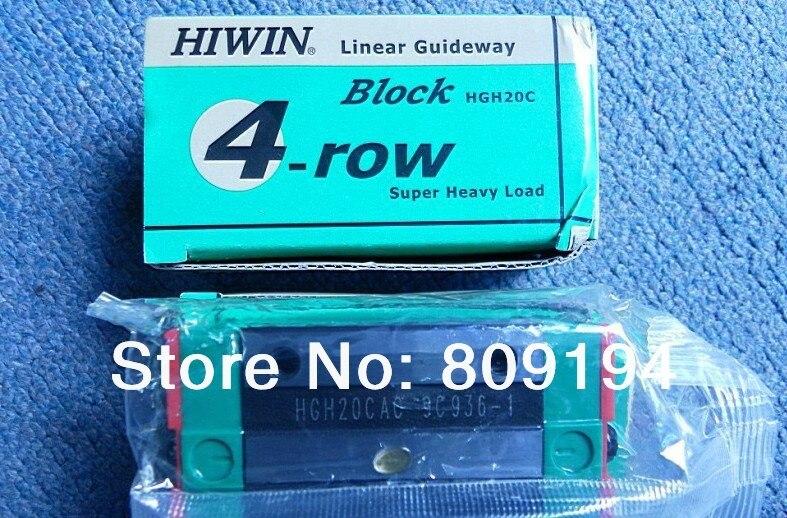 Линейная направляющая HGH20CA HIWIN