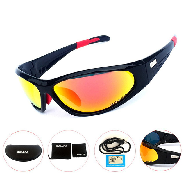 6f43ee6b8c 2019 polarizadas Unisex UV400 ciclismo gafas de sol hombres al aire libre deportes  bicicletas MTB bicicleta carretera Glasse pesca