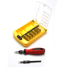 цена на Screwdriver Set 36 in 1 Multi-function Computer PC Mobile Phone Digital Electronic Device Repair Hand Tools set